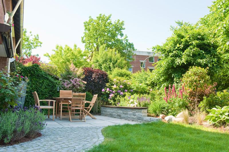 Bromk Garten