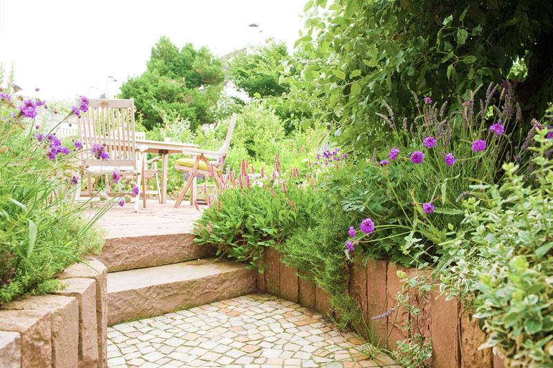 kleine gärten gestalten praktische lösungen auch für den, Hause und Garten