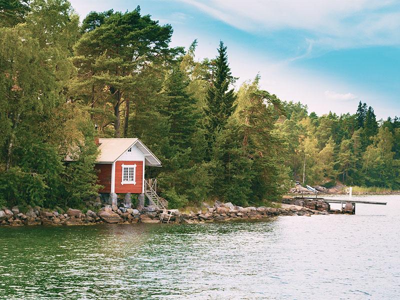 saunakultur in finnland. Black Bedroom Furniture Sets. Home Design Ideas